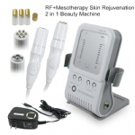 Factory Price 2 in1 RF Radio Frequency Facial Machine No-Needle Mesotherapy Massager Skin Firming Wrinkle Removal  Lifting & Tightening, Anti-wrinkle,home